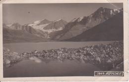 AK Rifflsee - 1927 (12666) - Pitztal