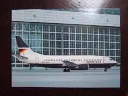 Deutsche BA Airlines Carte Postale - 1946-....: Moderne