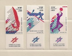 ISRAEL ( D16 - 6923 )   1981  N° YVERT ET TELLIER  N°  795/797      N** - Israel