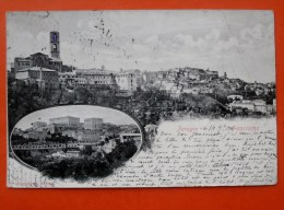 Cpa PERUGIA  Panorama Multivues Precurseur - Perugia