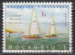 Mozambico, 1973 - 1s Sailboats - Nr.506 Usato° - Mozambico