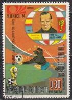 Guinea Equatoriale, 1974 - 0.30p  World Cup Soccer - Nr.72122 Usato° - Guinea Equatoriale