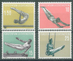 LIECHTENSTEIN - 1957 Sports - Liechtenstein