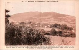 58 LE MONT BEUVRAY SUR LE SOMMET ETAIT BIBRACTE VILLE GAULOISE PAS CIRCULEE - Non Classificati