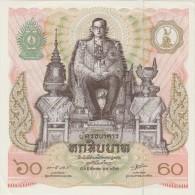 THAILANDE / THAILAND 60 BATH   BANKNOTE   FINE - Thailand