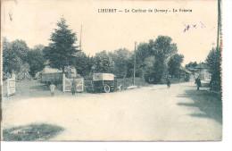 LIEUREY  Le Carfour De Bernay  -  La Scierie - Otros Municipios
