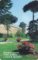 VATICANO C&C 6031 - Golden 31 NUOVA (mint) Giardini Vaticani - Vatican