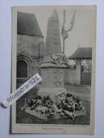 GAILLON SUR MONTCIENT (Yvelines) Monument Aux Morts (V.clichés Recto-verso) - Autres Communes