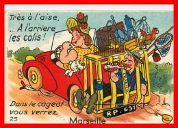 Marseille  Carte Système ( Scan Recto Et Verso ) - Andere