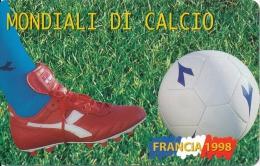 SAN MARINO C&C 7030 - Golden 30 NUOVA (mint) Mondiali Di Calcio - Pallone - San Marino
