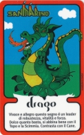 SAN MARINO C&C C7006 - Golden 37 NUOVA (mint) Oroscopo Cinese - Drago - San Marino