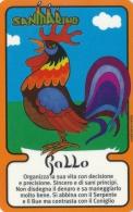 SAN MARINO C&C C7009 - Golden 38 NUOVA (mint) Oroscopo Cinese - Gallo - San Marino