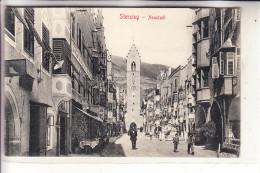 I 39049 STERZING, Neustadt, 1906, Stengel - Dresden - Vipiteno