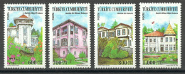 Turkey - 2003 - ( Buildings Associated With Kemal Ataturk ) - MNH (**) - 1921-... República