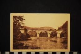 CP, 19, SPONTOUR Le Pont Sur La Dordogne Vierge - Other Municipalities