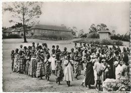 Bunyuka Groupe Eleves De L Ecole Couvent Soeur Indigenes Oblates De L Assomption - Burundi