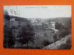 Cpa PUSSEMANGE  Panorama      Adresse Boulangerie Reims - Vresse-sur-Semois