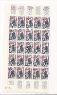 2 Feuilles De 25 Timbres CFA Réunion YT N°365 - Réunion (1852-1975)
