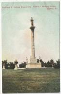 Soldiers & Sailors Monument, National Military Home, Dayton, Ohio - Dayton