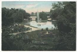 Tropical Garden And Lake, Nat. Military Home, Dayton, Ohio - Dayton