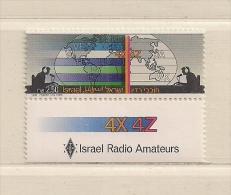 ISRAEL ( D16 - 7108 )   1987  N° YVERT ET TELLIER  N°  1006    N** - Israël