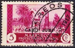 2015-0109 Cabo Juby Edifil 69 Usado O - Cabo Juby