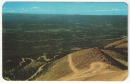 Pikes Peak Highway, Colorado - Etats-Unis