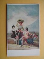 MADRID. Le Musée Du Prado. Les Vendanges Par Goya. - Madrid