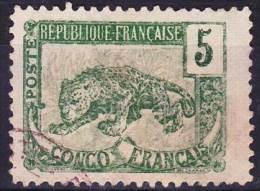 2015-0147 Congo Francais Yvert 30 Oblitéré O - Französisch-Kongo (1891-1960)