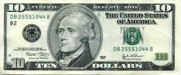 Etats-Unis USA 10 dollars 2003 B P518
