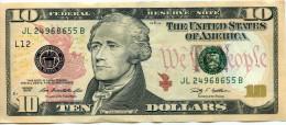 Etats-Unis USA 10 dollars 2009 L P532