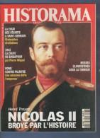 HISTORAMA 02 1992 - NICOLAS II - SINGAPOUR 1942 - PALMYRE ROME - STUARTS A SAINT GERMAIN EN LAYE - JEUX OLYMPIQUES HIVER - Storia