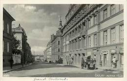 - Ref F147 - Tchequie - Caslav Husova - Grand Boulevard  - Carte Bon Etat - - Tchéquie