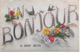 Un Bonjour De SAINT DIZIER - Saint Dizier