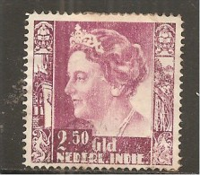 India Holandesa  Yvert  201 (usado) (o) (con Papel) - Niederländisch-Indien