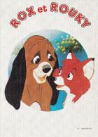 WALT DISNEY ROX ET ROUKY WD13/62 (dil25) - Disney