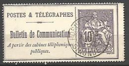 TELEPHONE  N� 22   OBL  TB