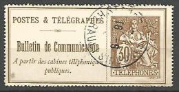 TELEPHONE  N� 25  OBL  TB