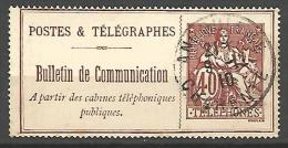TELEPHONE  N� 26   OBL  TB