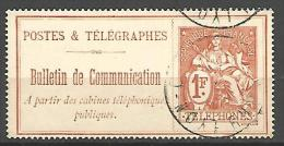 TELEPHONE  N� 29   OBL  TB