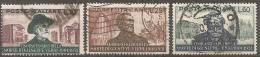 Italia 1951 Usato - Ss. 677/79 - 1946-.. République
