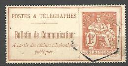 TELEPHONE  N� 29   OBL  TTB