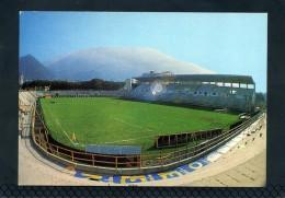 STADI DI CALCIO -  CASTELLAMARE DI STABIA - STADIO ROMEO MENTI - Calcio