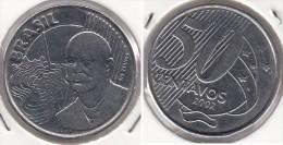 Brasile 50 Centavos 2002 KM#651a - Used - Brasile