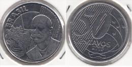 Brasile 50 Centavos 2003 KM#651a - Used - Brasile
