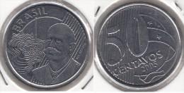 Brasile 50 Centavos 2005 KM#651a - Used - Brasile