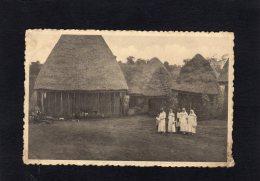 52192    Camerun,  Mission Catholique Du Cameroun Francais, Religieuses De La  Sainte-Union Des Sacres-Coeurs,  VG  1933 - Camerun