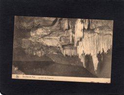 52193    Belgio,    Grottes De Han,  La  Salle Des Draperies,  VG  1922 - Rochefort