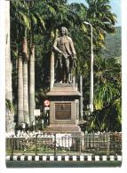 Mauritius - Ile Maurice - La Statue De Mahe De Labourdonnais - Mauritius
