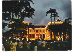 Mauritius - Ile Maurice - Palais De Gouvernement - Government Palace - Mauritius